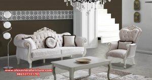 sofa ruang tamu modern klasik duco srt-004