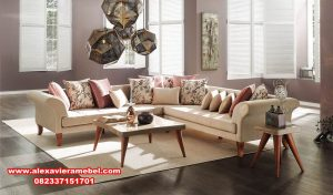 sofa tamu sudut minimalis modern, sofa sudut sederhana, sofa sudut modern, sofa sudut mewah