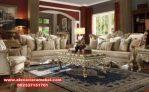 Daftar Harga Sofa Ruang Tamu Mewah Kekinian SRT-013
