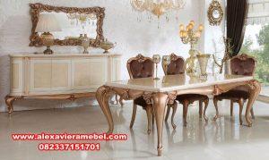 set kursi meja makan klasik mewah rococo jepara, harga meja makan olympic, daftar harga meja makan, meja makan mewah, meja makan klasik mewah, meja makan klasik minimalis