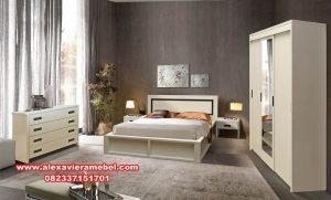 Desain set kamar tidur minimalis modern KS-004