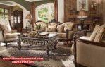 Jual sofa tamu modern luxury jati jepara SRT-023
