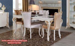 kursi meja makan klasik minimalis terkini, harga meja makan olympic, meja makan minimalis 4 kursi, model meja makan sederhana