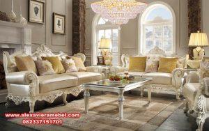 model sofa tamu klasik modern jepara terbaru srt-024