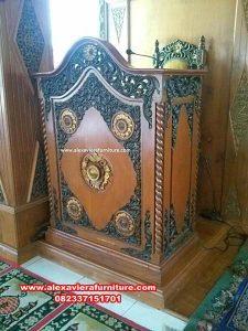 Podium Masjid Jati Jepara Terbaru Mpm-013