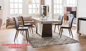 set meja makan model minimalis jepara terbaru, daftar harga meja makan, meja makan minimalis 4 kursi, meja makan kayu, meja makan minimalis