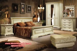 Harga kamar set minimalis mewah duco Ks-016