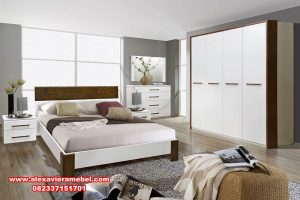set tempat tidur jati minimalis modern Angelina terbaru, set kamat tidur minimalis modern, 1 set tempat tidur jati, kamar set jati, kamar set minimalis putih, kamar set minimalis mewah, kamar set model terbaru