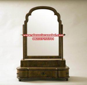Jual meja konsul cermin minimalis modern terbaru Mkr-027