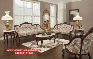 set kursi tamu klasik mewah kualitas terbaik, sofa ruang tamu mewah, sofa tamu klasik, kursi tamu klasik eropa, sofa tamu klasik modern Jepara, model kursi tamu mewah