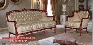 Sofa tamu klasik modern virginia Srt-032