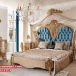 tempat tidur klasik eropa, kamar set model terbaru, kamar set pengantin mewah goldy luxury, set tempat tidur mewah modern, harga kamar set mewah, kamar set mewah terbaru, kamar set Jepara model terbaru