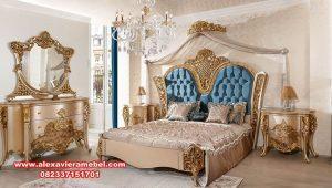 Kamar set pengantin mewah goldy luxury Ks-024