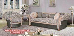 Kursi tamu sofa modern madlen shaby Srt-037