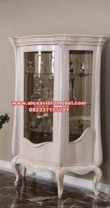 Model lemari hias modern klasik damla terbaru Sbt-028