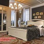 1 set kamar tidur minimalis modern duco afrodita Ks.029