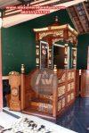 Mimbar podium masjid modern sederhana mpm-019