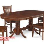 1 set meja kursi makan jati salina klasik Jepara terbaru, set kursi makan klasik, mursi makan, meja makan, meja makan jati, meja makan Jepara terbaru, meja makan klasik mewah