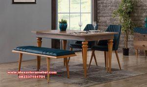 Daftar harga set meja makan minimalis Skm-045