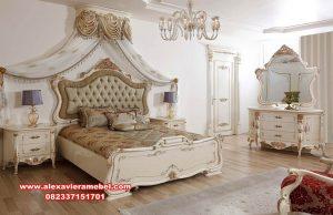 set tempat tidur klasik mewah duco eropa, tempat tidur klasik eropa, jual set kamar klasik mewah, kamar set pengantin, kamar set model terbaru, kamar set mewah terbaru
