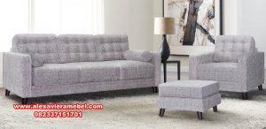 Jual produk sofa ruang tamu murah terkini Srt-051
