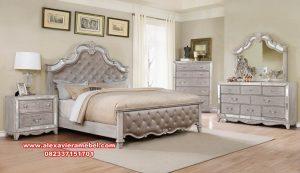 Set kamar tidur minimalis modern rustic  Ks-038