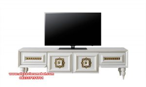 Bufet tv modern terbaru model sederhana sehpalar Sbt-048