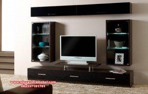 unit bufet tv set modern minimalis valencia sbt-055