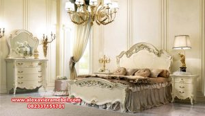 bed room set mewah modern duco cecilia ks-064