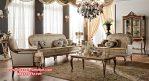 Daftar harga set sofa ruang tamu klasik modern berkualitas Srt-066