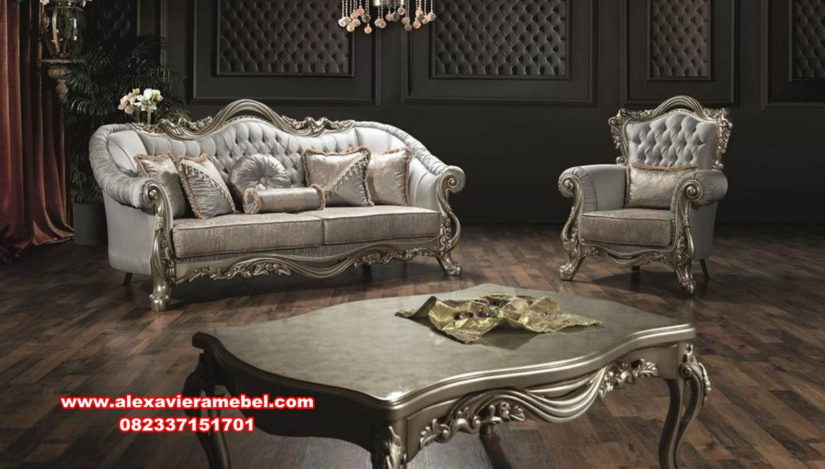 Desain set sofa tamu Jepara terbaru mewah modern silver, model kursi tamu mewah, kursi tamu mewah kualitas terbaik, set sofa tamu, kursi tamu klasik mewah, harga kursi sofa tamu mewah, kursi tamu klasik eropa, sofa tamu klasik modern Jepara, kursi tamu sofa, sofa tamu minimalis, kursi tamu mewah modern, gambar sofa tamu modern, daftar harga sofa ruang tamu, sofa ruang tamu, sofa ruang tamu murah, sofa minimalis terbaru, harga kursi tamu jati, sofa mewah modern, sofa tamu modern minimalis, jual sofa tamu modern, sofa tamu jati modern, sofa ruang tamu modern, kursi tamu, sofa tamu