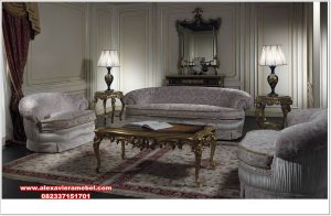jual kursi tamu sofa modern alondra srt-095