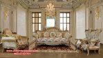 Produk set sofa tamu alexandria mewah klasik Srt-111