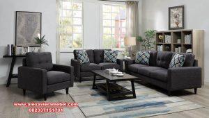 set sofa tamu sania model modern minimalis srt-109