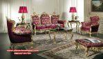set kursi tamu baroque gold luxury termewah ukir srt-115