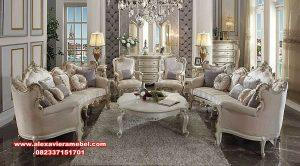 kursi tamu royal mewah luxury kualitas terbaik Srt-150