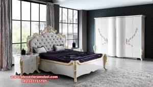 bed room set luks ideal ukir ks-116