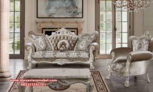 set sofa kursi tamu klasik duco brando turkey srt-155