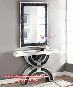 Jual meja konsul cermin alexaviera terbaru Mkr-128