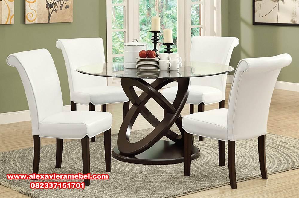 meja makan modern minimalis jati, harga meja makan olympic, daftar harga meja makan, meja makan minimalis 4 kursi, meja makan jati mewah