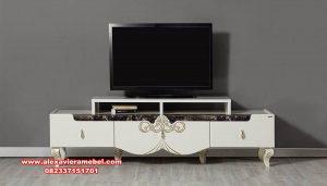 Bufet tv modern model sederhana kualitas Jepara Sbt-061