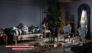 kursi sofa tamu ukiran mewah klasik sabila srt-072