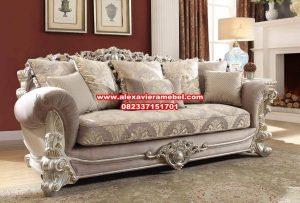 Produk kursi tamu sofa duco mewah lafiya Srt-089