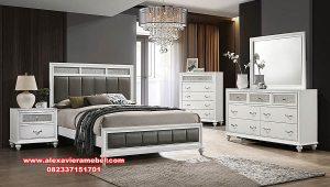Gambar set kamar duco modern minimalis modernland Ks-088