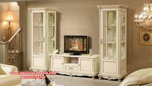 set bufet tv model modern alezi konsep sbt-093