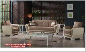 set kursi tamu sofa mewah modern kareem srt-104