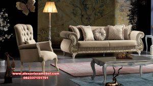 produk sofa tamu living room casandra duco modern srt-117