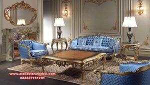 living room set kursi tamu classic ittalian srt-146