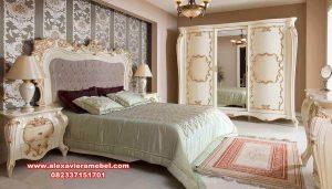 set tempat tidur duco mewah terbaru king pasha ks-122