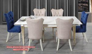 desain produk meja makan sederhana terbaru sweet house skm-167